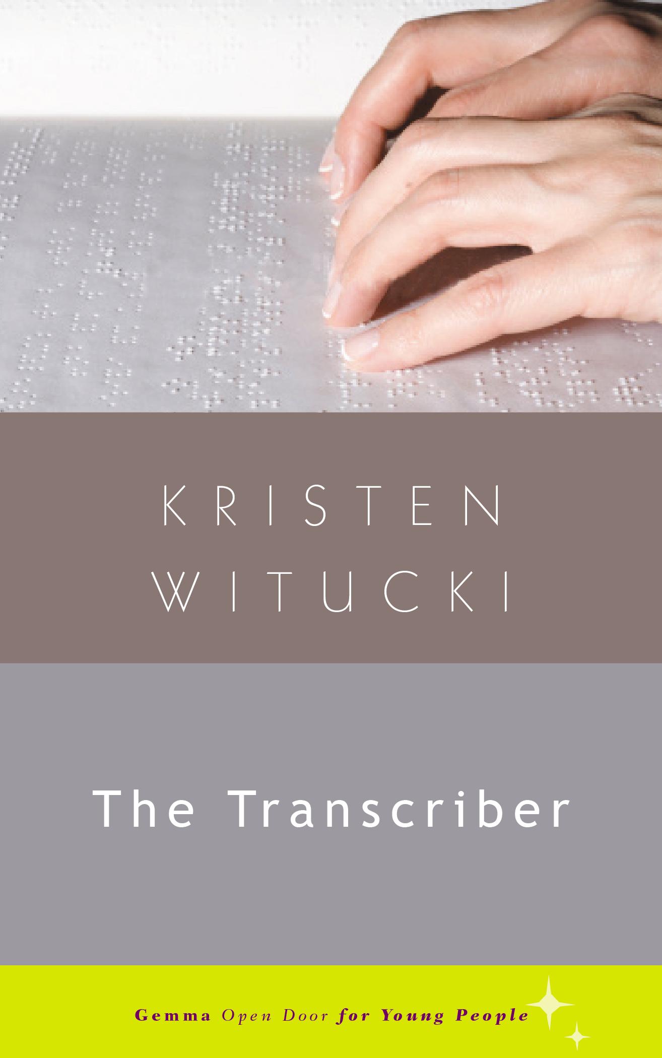 The Transcriber, Adult Literacy Book