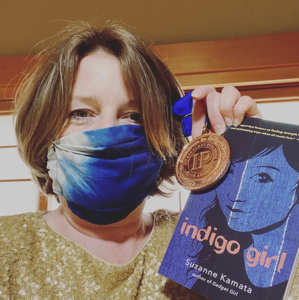 Indigo Girl, Suzanne Kamata, Adult literacy tools